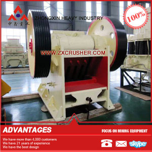 Small Primary Jaw Crusher Plant for Sale pictures & photos
