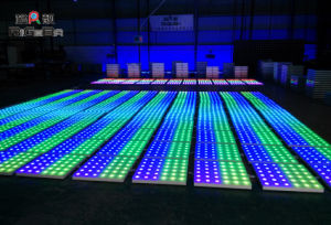 Full Color LED Dance Floor / LED Floor pictures & photos