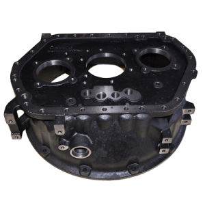 China Fabricated OEM Metal Machinery Parts pictures & photos