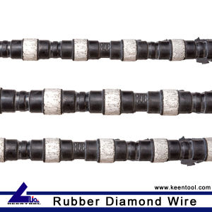 Keen Quarry Wire Saw for Granite and Marble pictures & photos