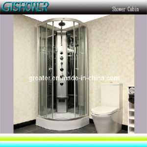 Jetted Bathroom Shower Cabinet with Seat (GT0602B) pictures & photos