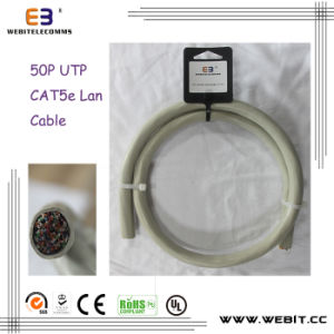 50p Cat5e UTP LAN Cable pictures & photos