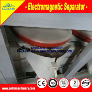 High Quality Tantalite Three Disc Electromagnetic Separator pictures & photos
