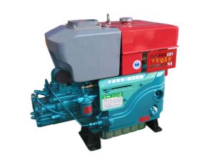Laidong Single-Cylinder Diesel Engine (16HP-34HP) pictures & photos