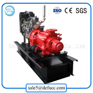 Hot Sale Diesel End Suction Multistage Centrifugal Fire Pump pictures & photos