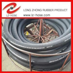 En 856 4sp High Pressure Oil Rubber Hose 2 1/2""