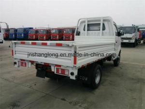 China Diesel 1.5 Ton Cargo Light Truck 4X2 with A/C pictures & photos