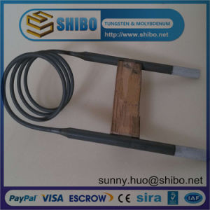 High Performance 1700c U Shape Mosi2 Heating Element, Mosi2 Heater pictures & photos