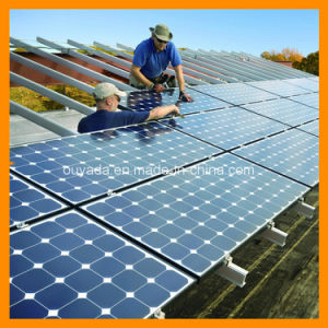 10kw Recycle Green Energy Solar Panel System pictures & photos