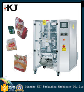 Full Automatic Puffy Food Vertical Packing Machine with 10/14 Heads Weigher pictures & photos