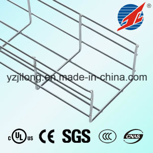 Straight Wire Mesh Cable Tray pictures & photos