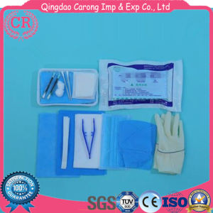 Hospital Surgical Wound Dressing Kit pictures & photos