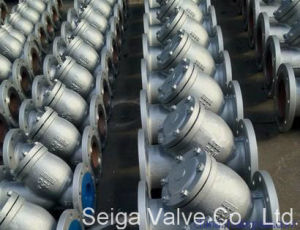 Stainless Steel API Y Type Filter pictures & photos