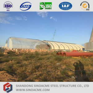 Steel Space Frame Structure Shed of Thermal Power Plant pictures & photos