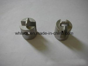 Balcony Rails Glass Stair Stainless Steel Clamp Handrail Fittings (Steel Casting) pictures & photos