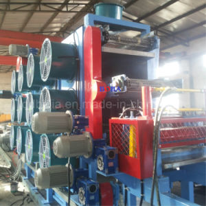 Mesh Belt Rubber Sheet Cooling Machine Batch off Cooler pictures & photos