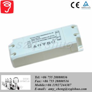 18-30W Hpf Wide Voltage No Flicker Panel Light Driver with Ce TUV QS1158b pictures & photos