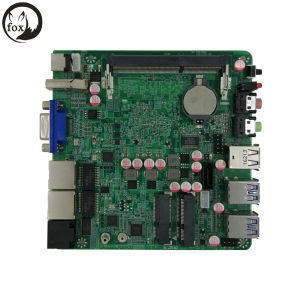 Mini PC with 12*12 Motherboard, on-Board CPU  Intel J3160 pictures & photos