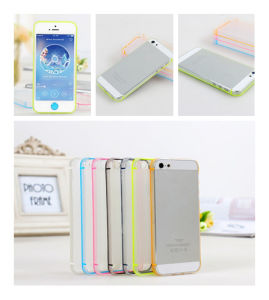 Transparent Crystal Clear PC Cover Case for I Phone 5s pictures & photos