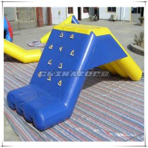Small Size Water Park Toy Inflatable Aqua Slide for Kids