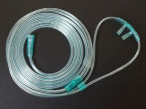 Disposable Nasal Oxygen Tube with High Quality pictures & photos