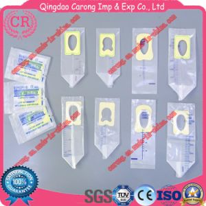 Hospital and Surgical with Ce Certified Disposable Pediatric Urine Bag pictures & photos
