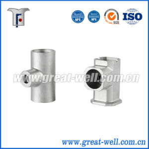 Precision Casting Faucet Parts for Kitchen or Washroom Hardware