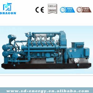700kw Biogas Turbine Generators pictures & photos