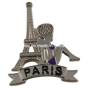 Fridge Magnet with Paris Logo (FM011) pictures & photos