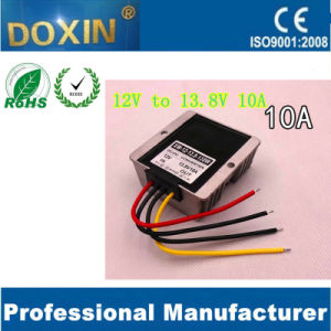 Small Box DC to DC 12V Power Supply Inverter Converter pictures & photos