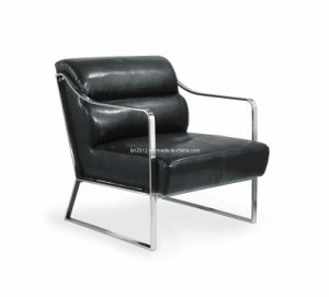 Modern Stainless Steel Leisure Chair (EC-016) pictures & photos