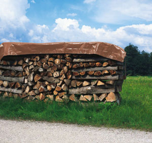 Firewood All Purpose Polyethylene Tarp pictures & photos