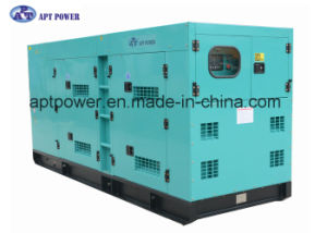 Soundproof Diesel Generator Set with Fuel Tank pictures & photos