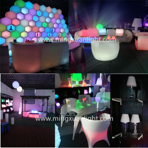 Newest LED Glow Furniture (YS-1901) pictures & photos