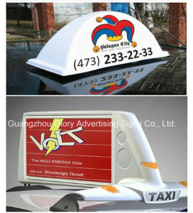 Easy Install Hot Sale Taxi Top Advertising LED Light Box pictures & photos