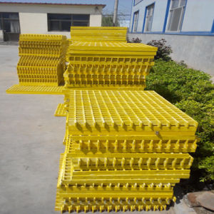 Glass Fiber Reinforced Plastics Grating 2m X3m