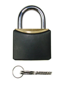 High Quality Solid Brass Padlock W/ABS Covered (263) pictures & photos