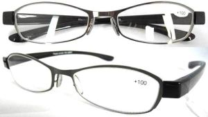 Metal Reading Glasses (025)