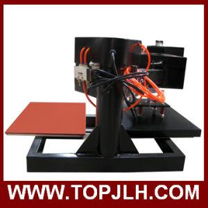 Multi Purpose Sublimation Pneumatic Double Desk Swing Style Heat Press Machine pictures & photos