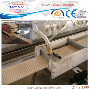 CE PVC-Wood Powder Window Profile Manufacturing Machinery pictures & photos