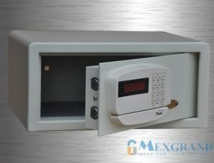 Electronic Card Safe for Hotel with LED Display (EMG250C-MR) pictures & photos