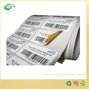 Custom Printing Self Adhesive Label Sticker (CKT-LA-407)
