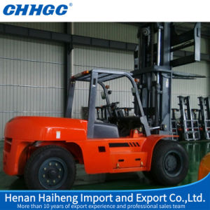 1-10 Ton Forklift, Forklift Truck with Isuzu Engine pictures & photos