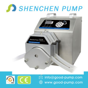 N6-12L/Yz35 Large Flow Rate 0.69-12000ml/Min Peristaltic Pump with Servo Motor pictures & photos