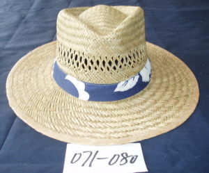 Large Brim Hat Fishmen Hat (071-080) pictures & photos