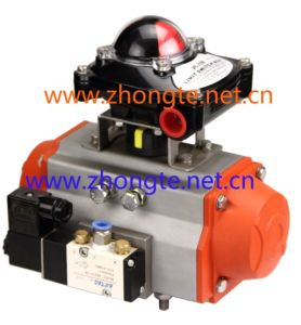Pneumatic Actuator with Accessories (AT)