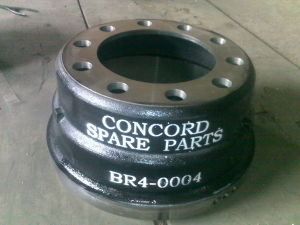 Heavy Duty Brake Drum 3721A pictures & photos