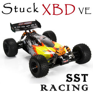 RC Car, RC Ep Buggy, 1/10 Scale 4WD off-Road RC Brushless Battery Power Buggy (SST-1987)
