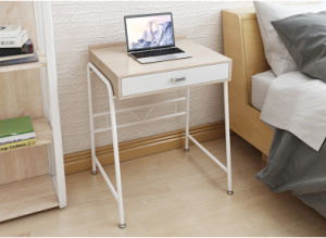 Student Study Desk with Drawer in Bedroom pictures & photos