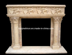 Stone Mantel (XF-361) pictures & photos